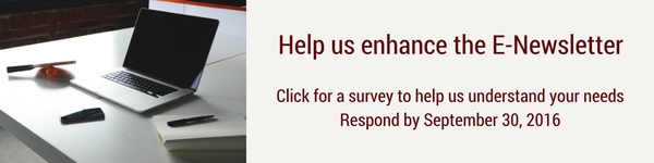 TRB E-Newsletter Survey